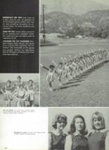 1964 Monrovia High School Yearbook Page 108 & 109