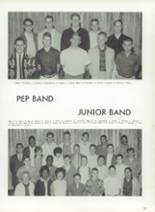 1964 Monrovia High School Yearbook Page 112 & 113