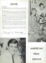 1964 Monrovia High School Yearbook Page 120 & 121