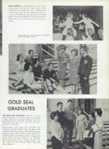 1964 Monrovia High School Yearbook Page 134 & 135