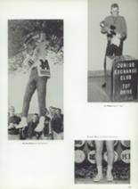 1964 Monrovia High School Yearbook Page 142 & 143