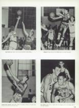 1964 Monrovia High School Yearbook Page 162 & 163