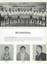 1964 Monrovia High School Yearbook Page 164 & 165