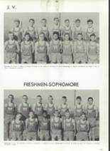 1964 Monrovia High School Yearbook Page 180 & 181