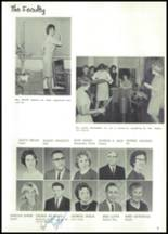 1965 Herrin High School Yearbook Page 10 & 11