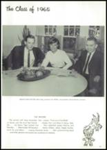1965 Herrin High School Yearbook Page 14 & 15