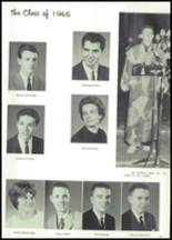 1965 Herrin High School Yearbook Page 16 & 17