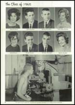 1965 Herrin High School Yearbook Page 20 & 21