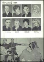 1965 Herrin High School Yearbook Page 22 & 23