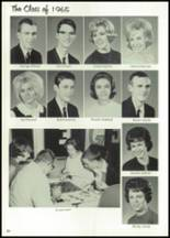 1965 Herrin High School Yearbook Page 28 & 29