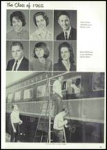 1965 Herrin High School Yearbook Page 30 & 31