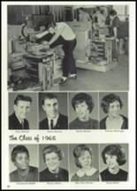 1965 Herrin High School Yearbook Page 32 & 33