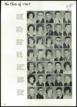 1965 Herrin High School Yearbook Page 58 & 59