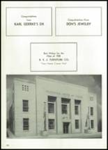 1965 Herrin High School Yearbook Page 166 & 167