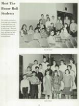 1969 Holland Central High School Yearbook Page 56 & 57