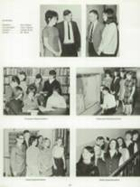 1969 Holland Central High School Yearbook Page 60 & 61