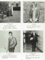 1969 Holland Central High School Yearbook Page 108 & 109
