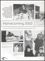 2003 Hermitage High School Yearbook Page 50 & 51