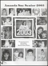 2003 Hermitage High School Yearbook Page 110 & 111