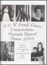 2003 Hermitage High School Yearbook Page 112 & 113