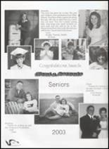 2003 Hermitage High School Yearbook Page 114 & 115