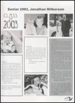 2003 Hermitage High School Yearbook Page 124 & 125