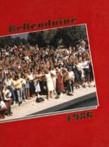 1986 Yearbook Glendora High School