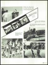 1988 Miami High School Yearbook Page 20 & 21