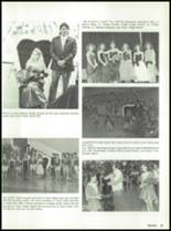 1988 Miami High School Yearbook Page 22 & 23