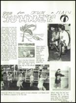 1988 Miami High School Yearbook Page 24 & 25