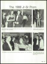 1988 Miami High School Yearbook Page 28 & 29