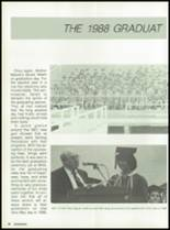 1988 Miami High School Yearbook Page 34 & 35