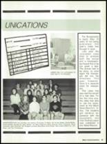 1988 Miami High School Yearbook Page 38 & 39