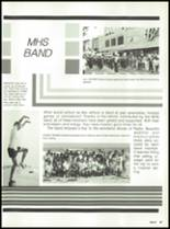 1988 Miami High School Yearbook Page 48 & 49