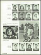 1988 Miami High School Yearbook Page 58 & 59