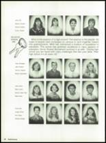1988 Miami High School Yearbook Page 60 & 61