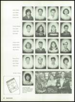 1988 Miami High School Yearbook Page 66 & 67