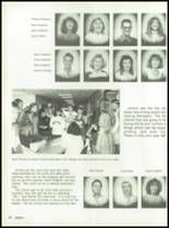1988 Miami High School Yearbook Page 68 & 69