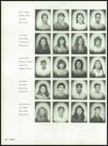 1988 Miami High School Yearbook Page 70 & 71
