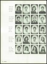 1988 Miami High School Yearbook Page 78 & 79