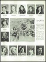 1988 Miami High School Yearbook Page 82 & 83