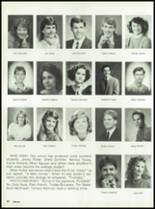 1988 Miami High School Yearbook Page 86 & 87