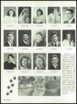 1988 Miami High School Yearbook Page 90 & 91