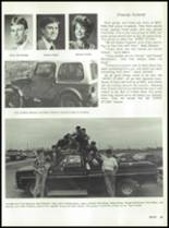 1988 Miami High School Yearbook Page 92 & 93