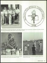 1988 Miami High School Yearbook Page 104 & 105