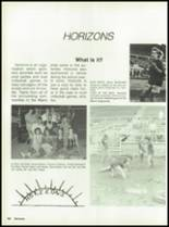 1988 Miami High School Yearbook Page 106 & 107