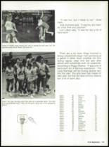 1988 Miami High School Yearbook Page 124 & 125