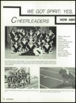 1988 Miami High School Yearbook Page 126 & 127