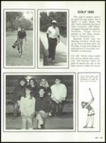 1988 Miami High School Yearbook Page 128 & 129