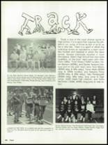 1988 Miami High School Yearbook Page 134 & 135